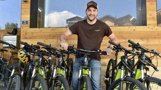 Nendaz: il offre des vélos électriques à ses employés