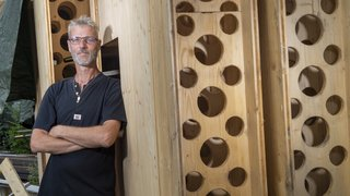 Saint-Maurice: emboîter le pas du progrès grâce au bois