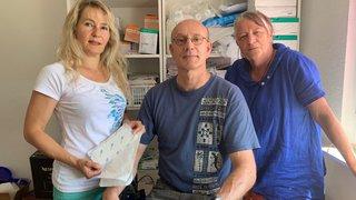 Dans le Valais central, des infirmiers indépendants créent un collectif pour mieux soigner leurs patients