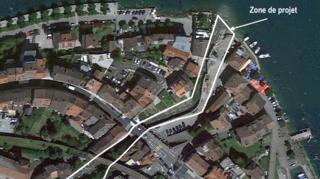St-Gingolph: la Morge mise à l'enquête en France