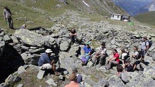 Liddes: démarche participative pour créer des excursions au mur d'Hannibal