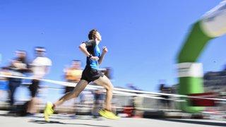 Les images de la course Thyon-Dixence