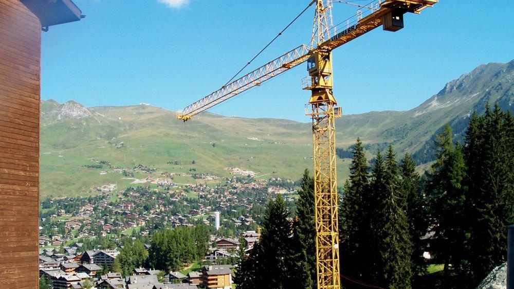 Le Service des constructions de Bagnes fonctionne aujourd'hui selon les recommandations du Conseil d'Etat. Image d'illustration.