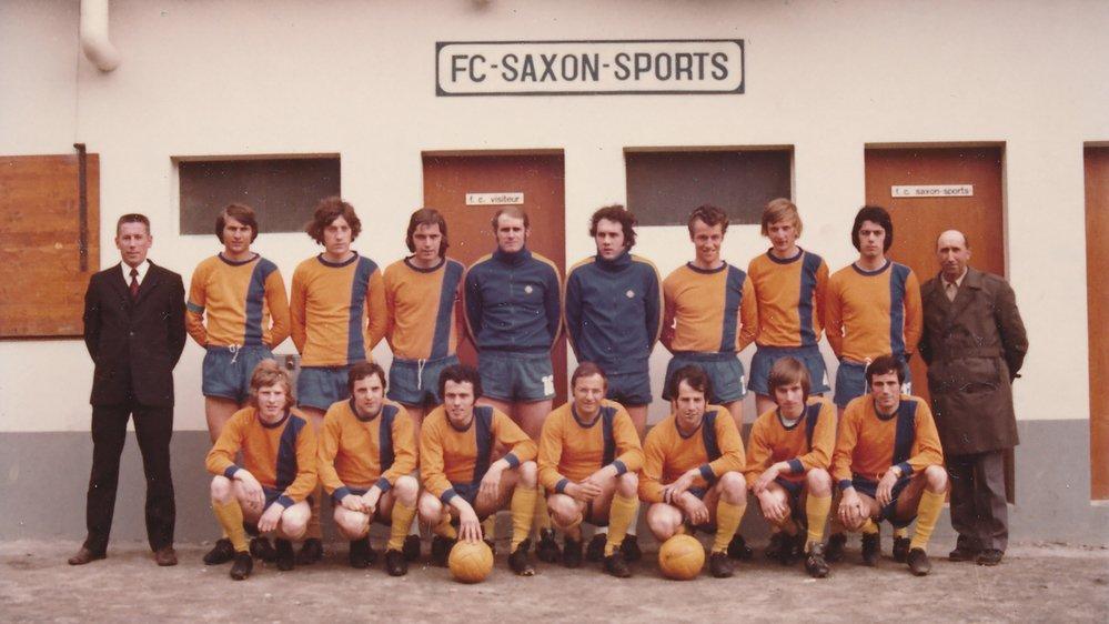 Le FC Saxon Sports avait fière allure sur les terrains et travaillait dur en coulisses.