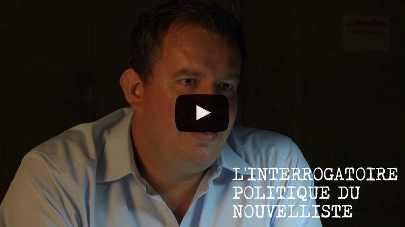 L'interrogatoire politique de Cyrille Fauchère, candidat UDC au Conseil des États (partie 2): «la politique migratoire reste un thème aujourd'hui»