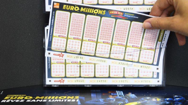 Euro Millions: pas de gagnant ce mardi, 151 millions de francs seront en jeu vendredi