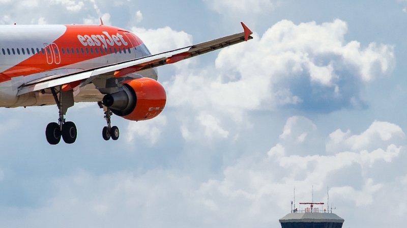 L'avion a décollé de l'aéroport de Manchester pour se rendre à Alicante, en Espagne. (Illustration)