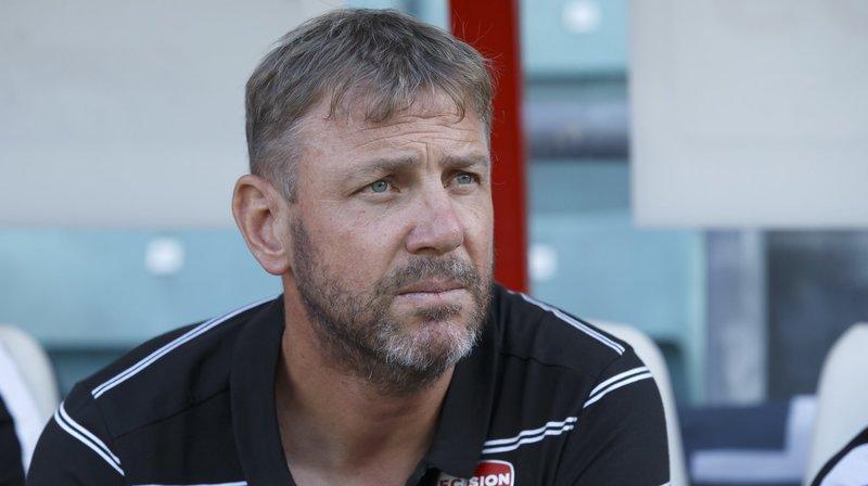 Stéphane Henchoz et le FC Sion se déplaceront au Brügglifeld pour affronter Aarau