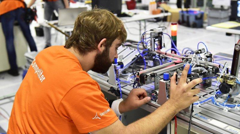L'intérêt stagnant des jeunes Valaisans pour les métiers liés à l'innovation