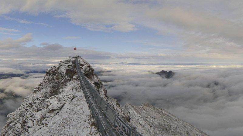 Météo: dans les Alpes, les premières neiges ont fait leur apparition au-dessus de 2000 mètres
