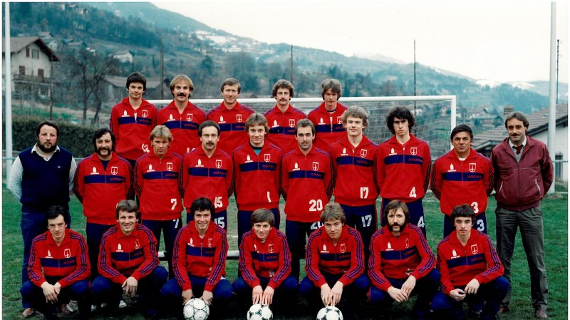 100 ans de l'AVF: quand il se relève, le FC Savièse devient grand [43/53]