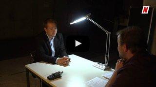 L'interrogatoire politique de Philippe Nantermod (partie 1): «Je ne fais pas partie des candidats soutenus par le Groupe Mutuel pour la campagne.»