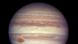 """Astronomie: le noyau de Jupiter a été """"dilué"""" par une gigantesque collision"""