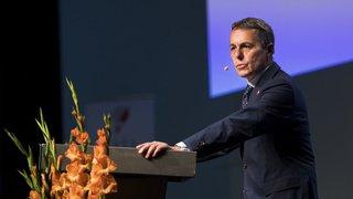 Suisses de l'étranger: Cassis évoque la place de la Suisse dans le monde pour les 10 années à venir