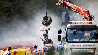 Formule 2: l'état de santé de Juan Manuel Correa s'est dégradé