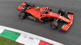 Formule 1 – GP d'Italie: Charles Leclerc s'impose à Monza