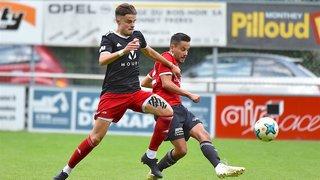Football: pas de vainqueur entre Saint-Maurice et Conthey