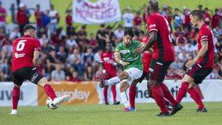 Coupe de Suisse: Sion est le seul club valaisan qualifié pour le tour suivant