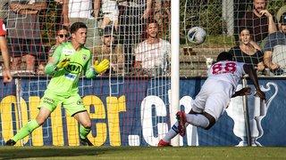 Football: les trois points d'Aarau – Sion