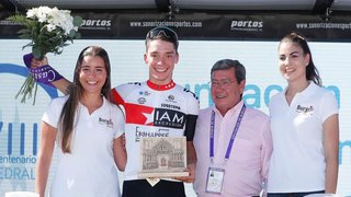 Cyclisme: Simon Pellaud portera un maillot distinctif lors de la dernière étape
