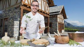 Saillon: le manger médiéval, version gastronome
