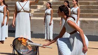 JOJ Lausanne 2020: la flamme a été allumée à Athènes, elle arrivera en Suisse mercredi