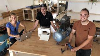 Sierre: l'association Satellite crée un stamm destiné au partage d'objets et de compétences