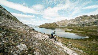 Verbier: des entreprises valaisannes ouvrent les sentiers bagnards à l'e-bike