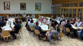 L'identité hérensarde débattue à Saint-Martin