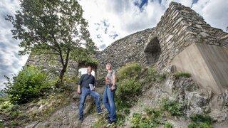 Savièse: le Château de la Soie ou 800 ans d'histoire