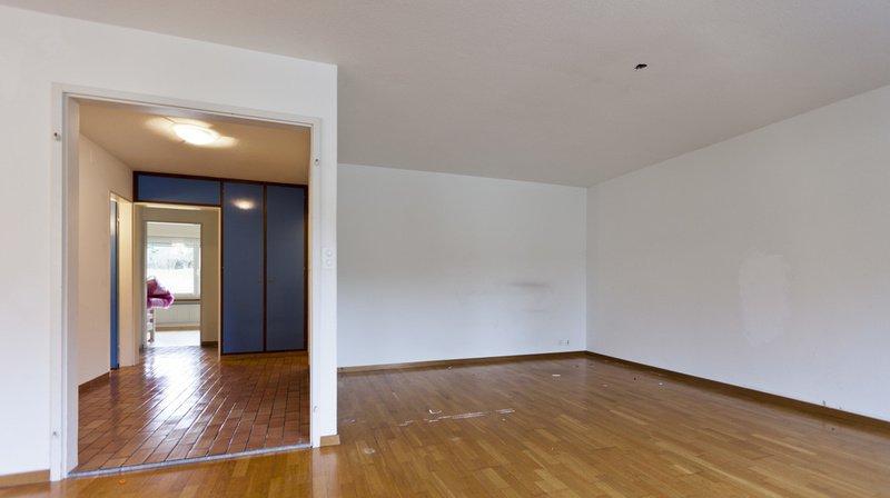 Immobilier: plus de 75'000 appartements vides en Suisse, le plus faible taux à Zurich et Lausanne