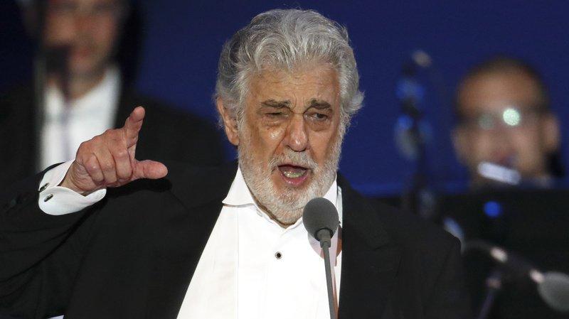 Harcèlement sexuel: un prix mexicain retiré au chanteur lyrique Plácido Domingo
