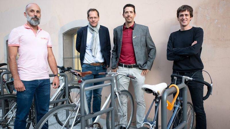 Le Valais du vélo pédalera désormais d'une seule voix