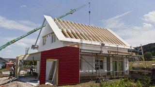 Immobilier: 3 familles suisses sur 4 rêvent de posséder une maison