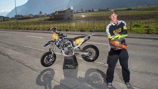 Motocyclisme: Simon Constantin proche des meilleurs