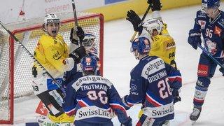 Hockey: retour sur les performances valaisannes du week-end