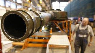 Matériel de guerre: les entreprises suisses ont exporté pour près de 200 millions de francs de plus en 2019