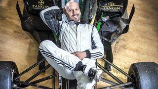 Eric Berguerand, sextuple champion suisse de course de côte: l'expérience pour essence