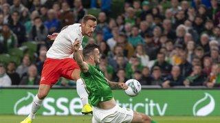 Football - Euro 2020: la Suisse prend les devants face à l'Irlande