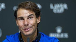 Tennis – Masters 1000 de Shanghai: Nadal forfait en raison d'une blessure