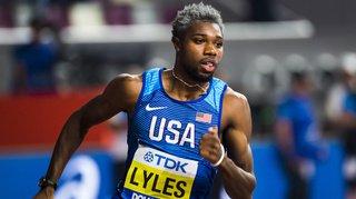 Athlétisme – Mondiaux de Doha: à 22 ans, Noah Lyles est champion du monde du 200 m