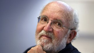 Michel Mayor, Nobel de physique: «j'ai appris la nouvelle en temps réel»