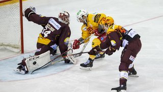 Hockey - National League: Genève se reprend, Fribourg n'y arrive pas