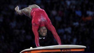 Gymnastique – Mondiaux de Stuttgart: Simone Biles égale le record de médailles mondiales avec un 17e titre