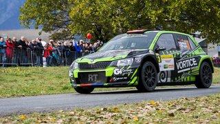 On a frôlé la catastrophe sur le Rallye international du Valais!