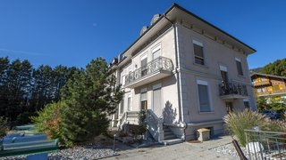 Sierre: la Villa Flora se transforme en un centre ambulatoire de prestations thérapeutiques