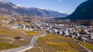 La ville de Sierre obtient le label Cité de l'énergie Gold