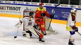 Hockey sur glace: le HC Sierre renoue avec la victoire