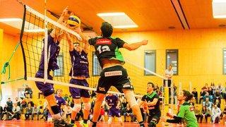 Volleyball: le VBC Fully veut s'inviter dans le top 4