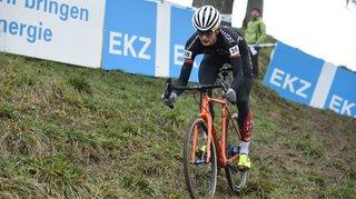 Cyclocross: Gilles Mottiez aurait voulu se rapprocher du top 20 à Aigle